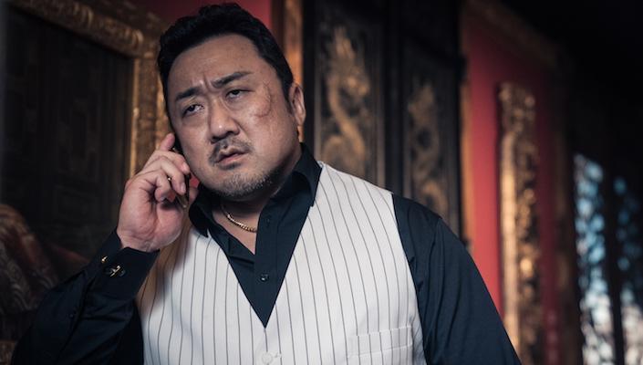 『悪人伝』マ・ドンソク インタビュー