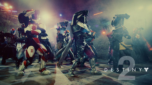 "『Destiny 2』Live Action Dance Trailer ""Freestyle Playground"""