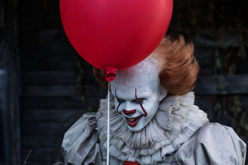 "『IT イット ""それ""が見えたら、終わり。』