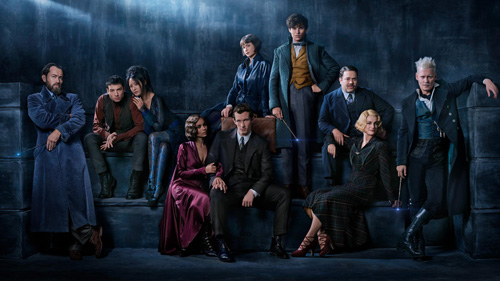 『ファンタスティック・ビーストと黒い魔法使いの誕生』