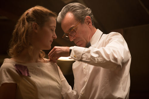『ファントム・スレッド』