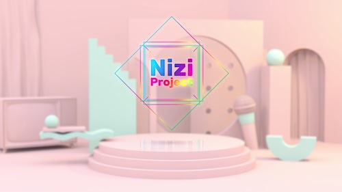 『Nizi Project』Part 1〜2 Huluで配信中