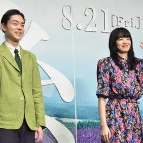小松菜奈、父親役初挑戦の菅田将暉を「いいお父さんになると思う」と太鼓判