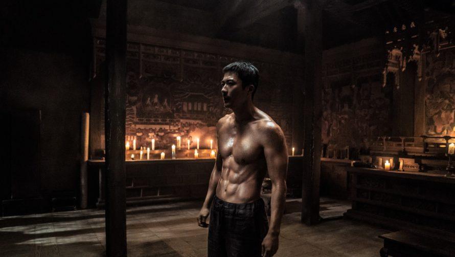 まるで彫刻!クォン・サンウが驚異の肉体美披露/映画『鬼手』本編映像解禁
