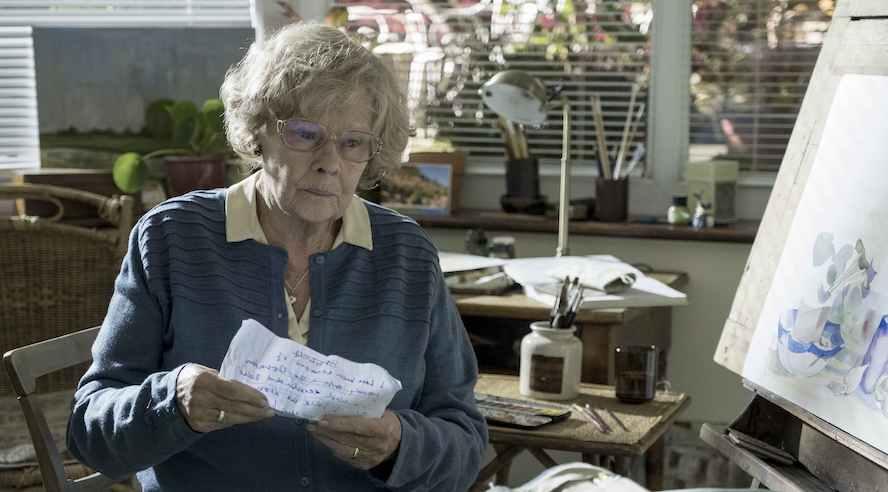 『ジョーンの秘密』ジュディ・デンチ インタビュー