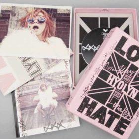 HYOLYNソロアルバム「LOVE&HATE」(2013年)