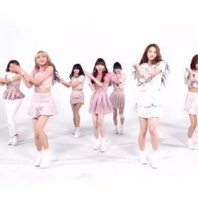 NiziU、ダンス動画に反響! 2日間で180万再生「ダンスのキレ半端ない!」