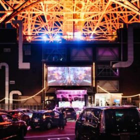 ドライブインシアター2020 東京タワー会場