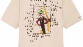 バスキアやキース・ヘリングのルーツも。 ワーナー、ミッキー、マーベルとの斬新なコラボTシャツ