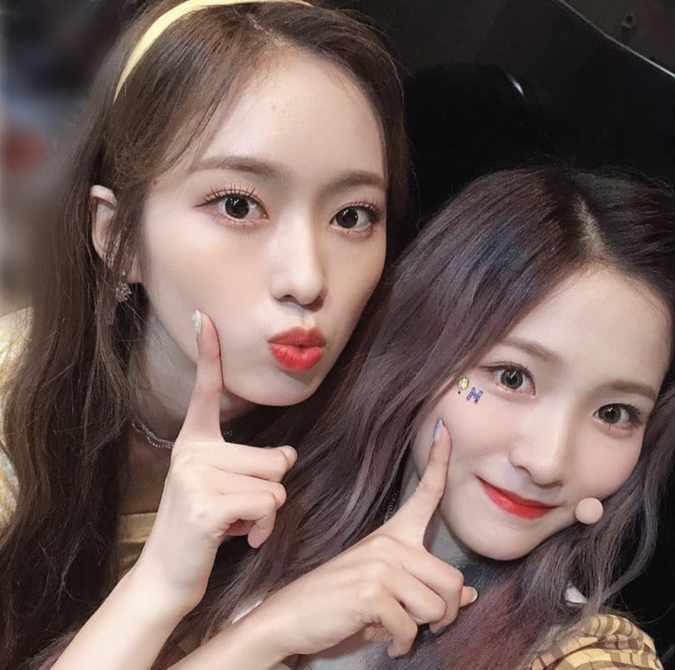kpop cherrybullet レミ メイ